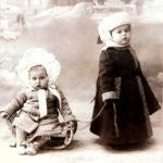 Детская зимняя одежда.